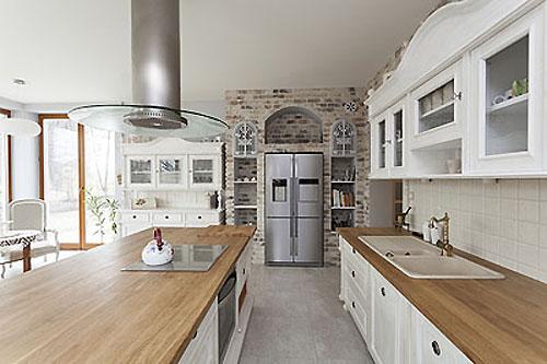 Aranzacja Kuchni W Stylu Retro Jakie Meble Wyposazenie Dodatki Dom
